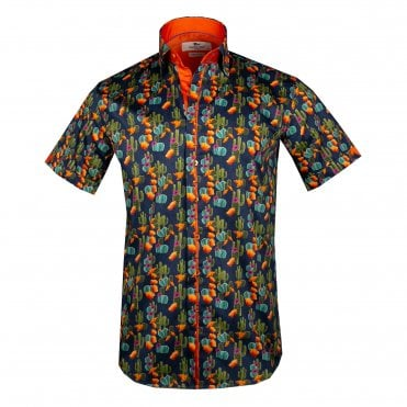 41493c3d709 Holiday CLAUDIO LUGLI SHORT SLEEVE SHIRTS